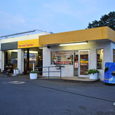 Mulligan Shell Station